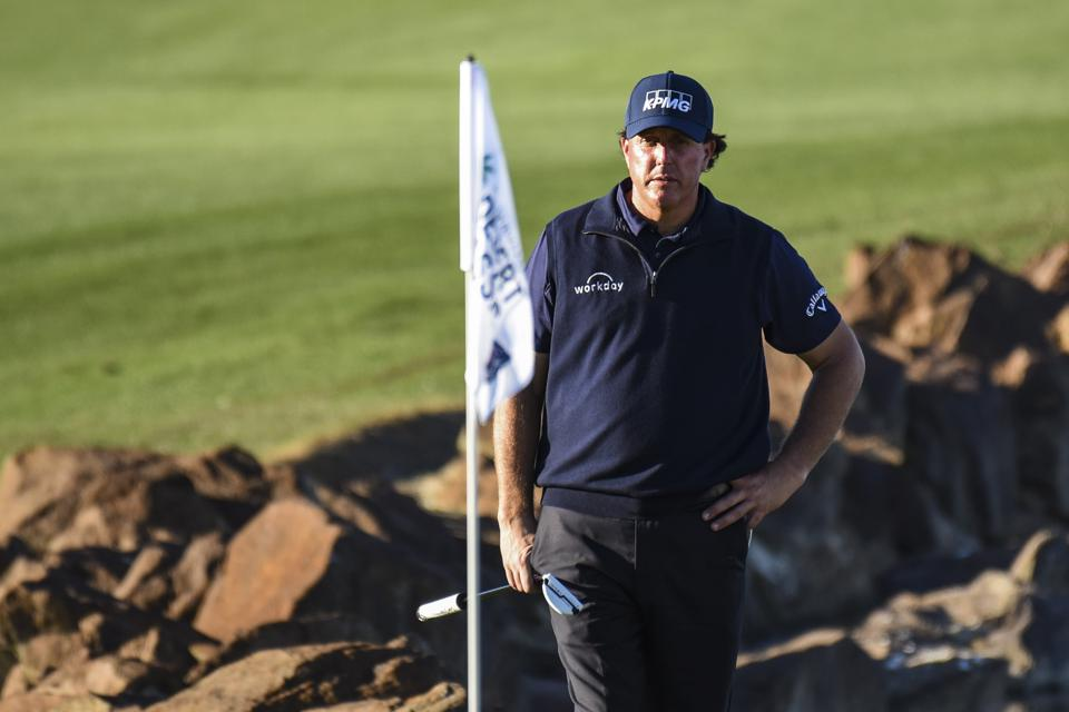 Phil Mickelson Becomes Third Active Player To Host PGA TOUR Event—Here's Why
