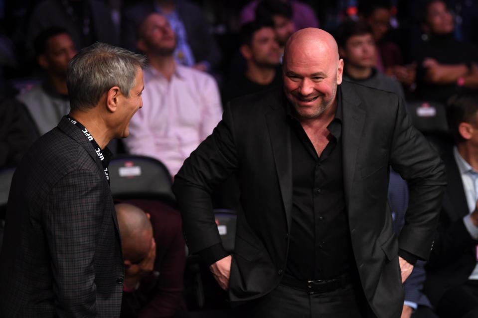 UFC Fight Night: VanZant v Ostovich