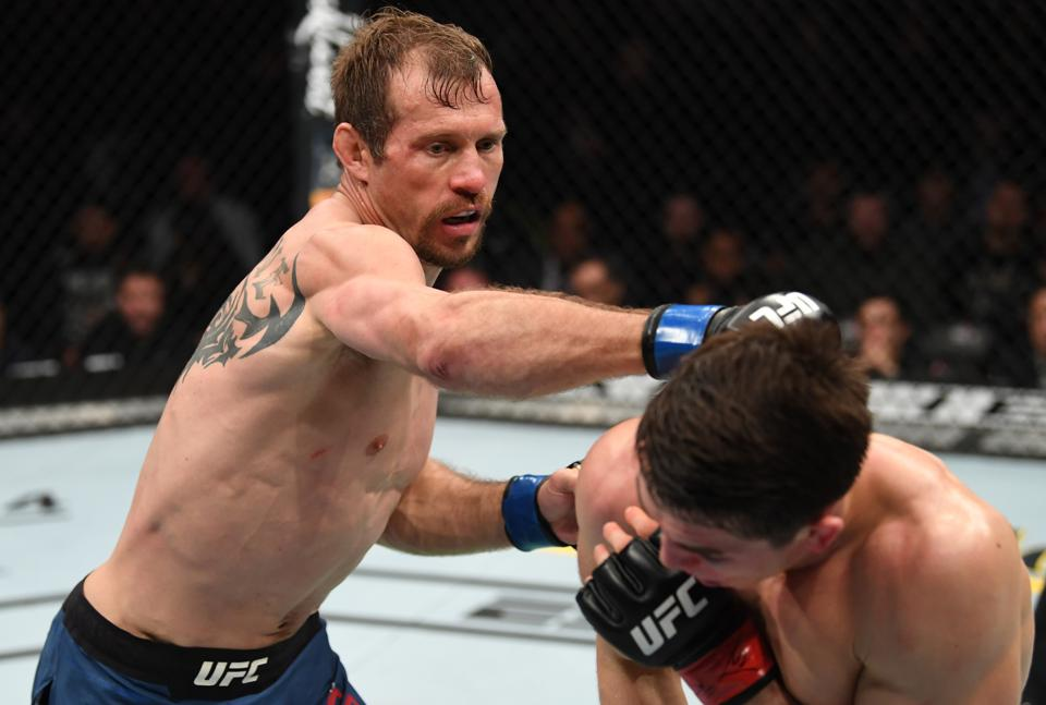 UFC Fight Night: Hernandez v Cerrone
