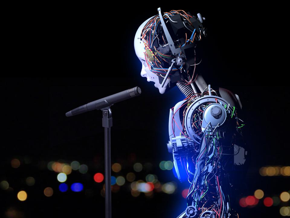 Robotic Seminar in The Arena