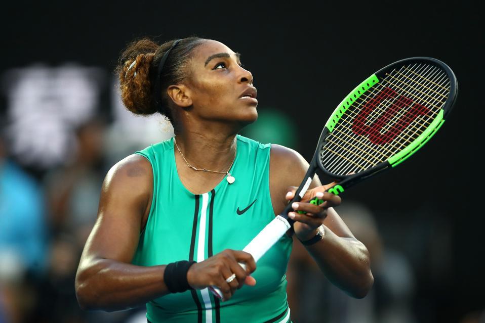 Serena Williams 2019 Australian Open - Day 8