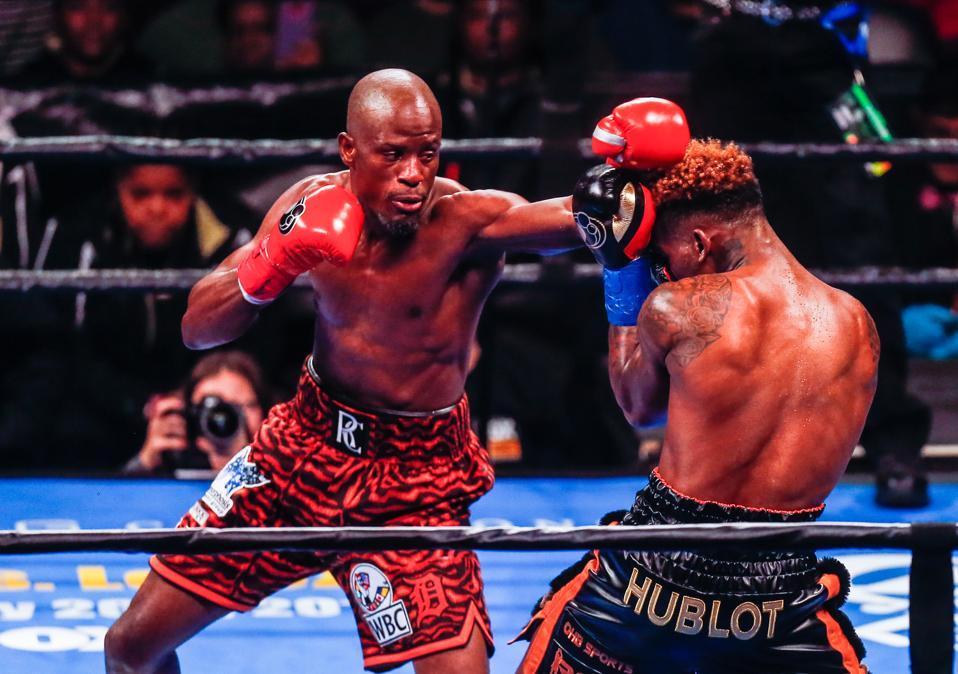 Premier Boxing Champions - Jermell Charlo vs. Tony Harrison