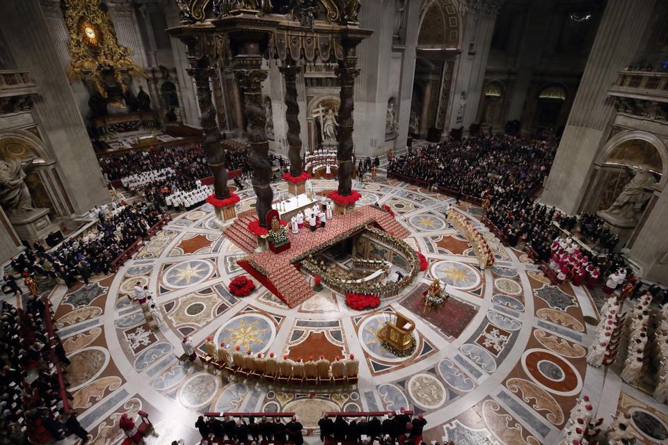 Mass of the Christmas Eve