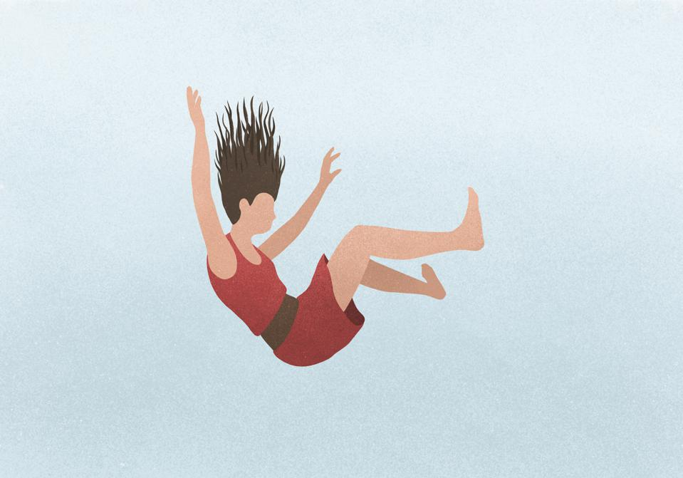 Does being innovative feel like taking a fall at your company?