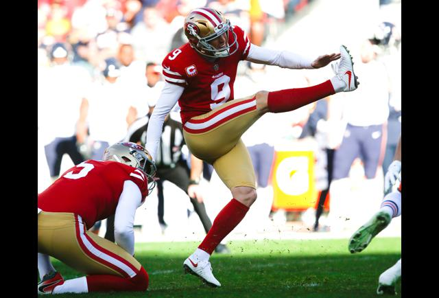 Robbie Gould, 49ers' Franchise-Tagged Kicker, Will Skip Mandatory Minicamp