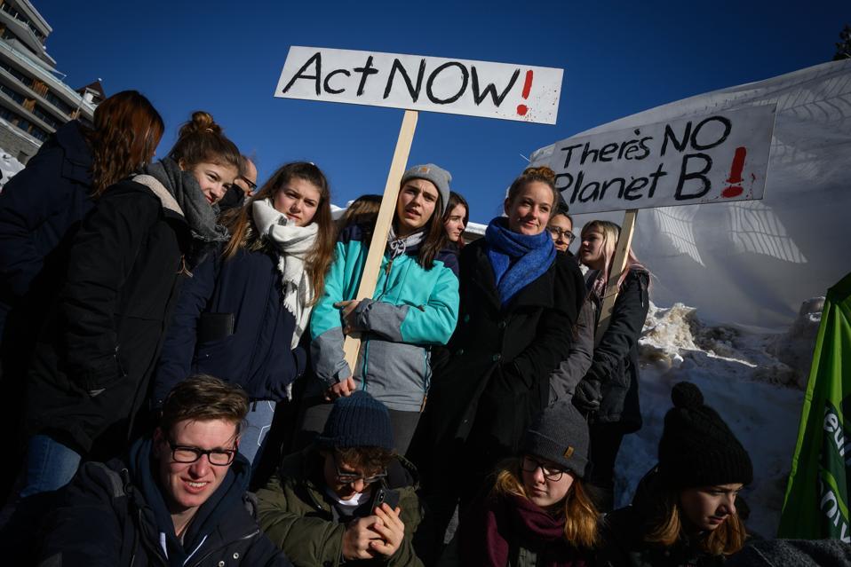 SWITZERLAND-DAVOS-POLITICS-ECONOMY-DIPLOMACY-CLIMATE