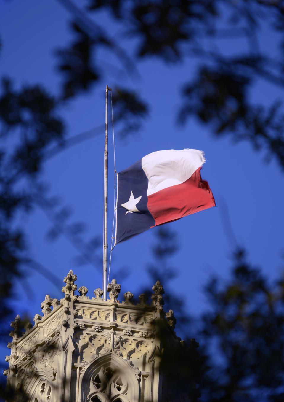 Texas scenics
