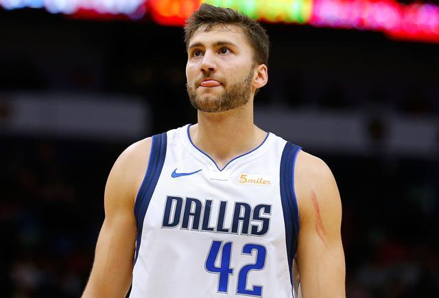 The Dallas Mavericks' Maxi Kleber Is Due For A Bigger Pay Day