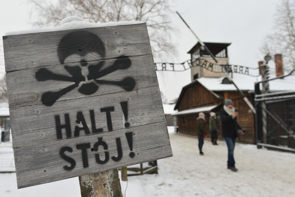 74th Anniversary Of Auschwitz Liberation
