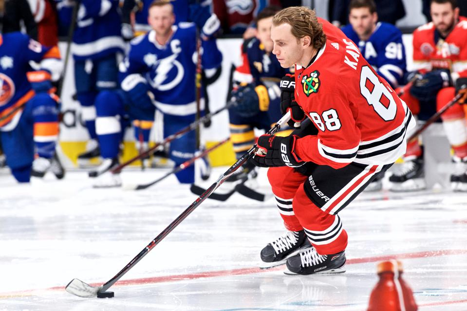 NHL: JAN 25 All-Star Skills Competition