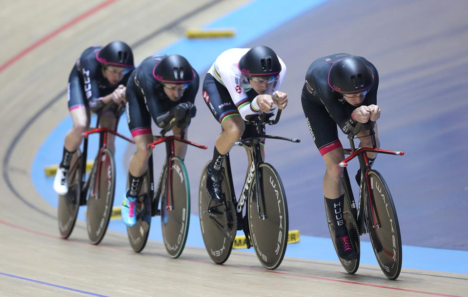 National Track Championships - Day Three - National Cycling Centre