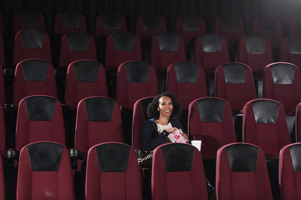 Why movie theaters might be best suited to salvage 2020