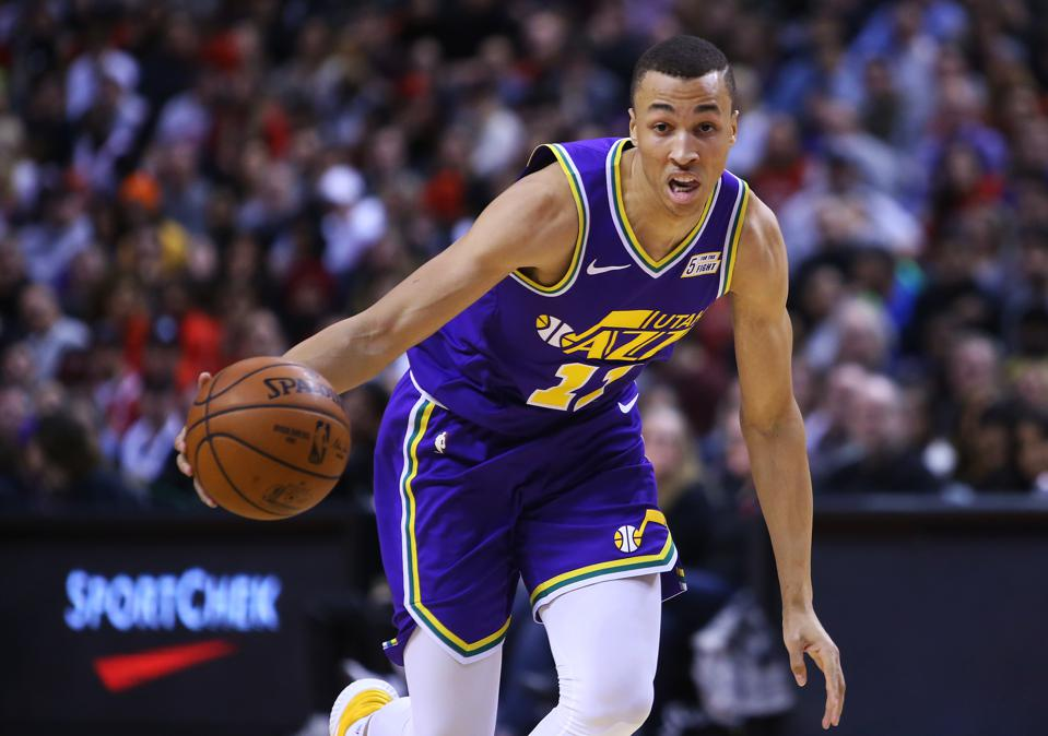 Projecting Dante Exum's 2019-20 Numbers For The Utah Jazz - The Reports