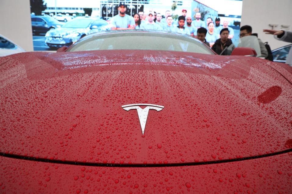 Tesla Shanghai Gigafactory Groundbreaking Ceremony