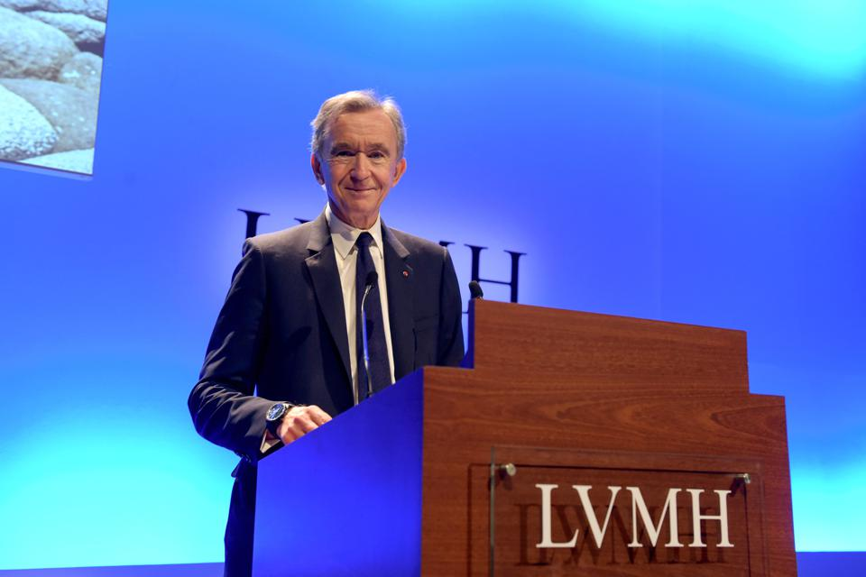 FRANCE-ECONOMY-BUSINESS-LUXURY-LVMH-RESULTS