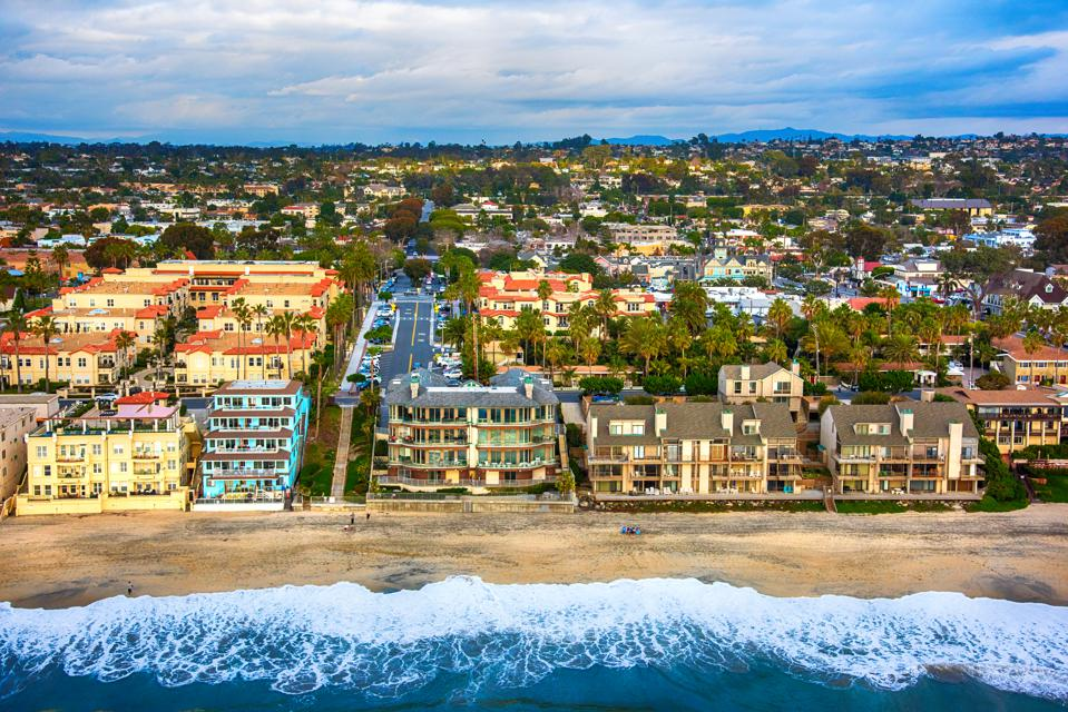 Oceanfront Condominiums in San Diego County