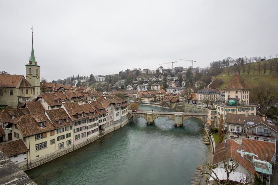 Travel Destination: Bern, richest cities in the world, Switzerland