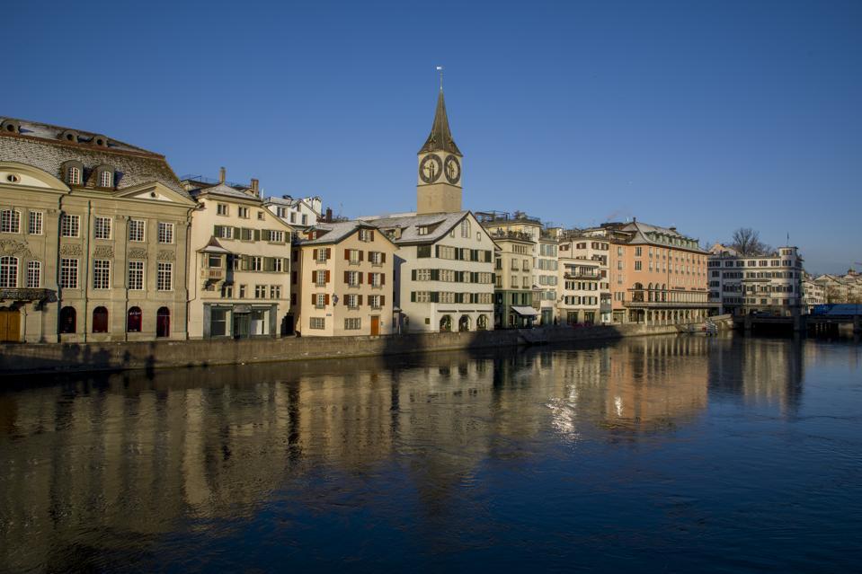 Travel Destination: Zurich