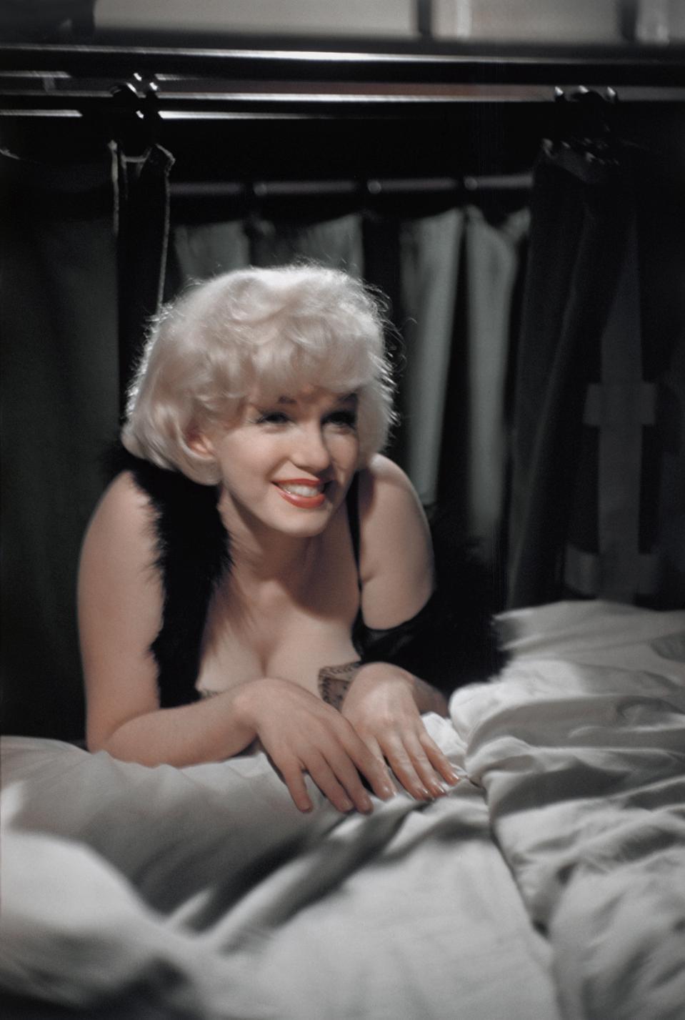 Marilyn Monroe In ″Some Like It Hot″