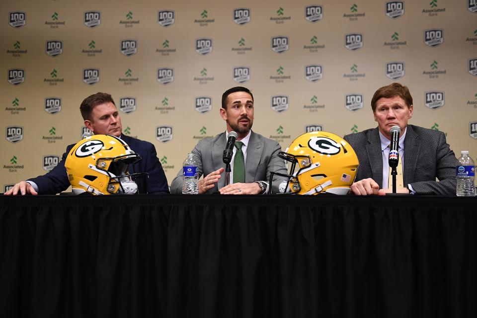 Green Bay Packers Introduce Matt LaFleur - Press Conference
