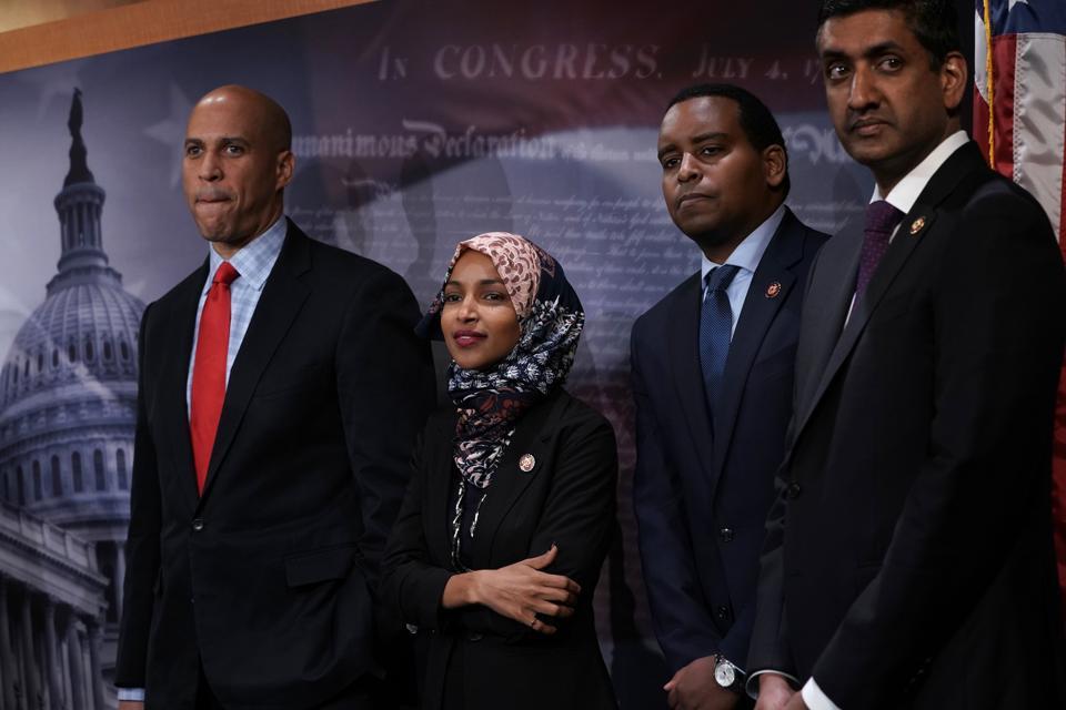 Congressional Democrats Announce Legislation