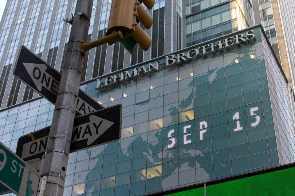 Lehman Brothers One September 15 Way to Bankruptcy