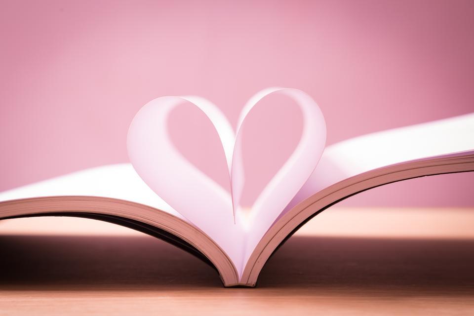 romance novel sales rise