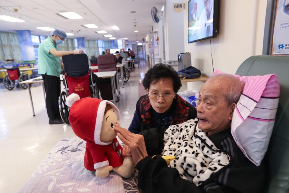 Hong Kong Sheng Kung Hui Nursing Home in Wong Tai Sin.  04JAN17 SCMP/Nora Tam