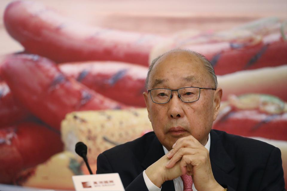 Wan Long, Chairman and CEO of WH Group.