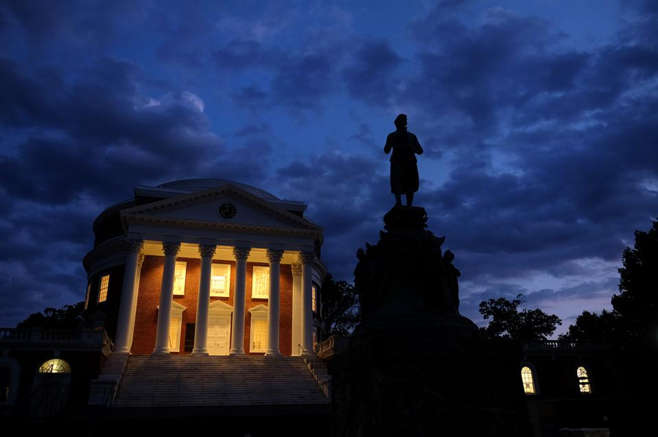 Thomas Jefferson and a moonshot for higher education
