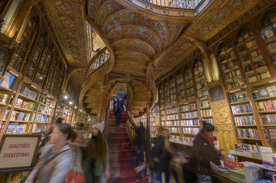 Lello Bookstore in Porto Celebrates its 113th Anniversary
