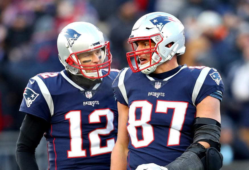 Tom Brady Won't Try To Talk Rob Gronkowski Out Of Retirement