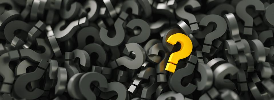 Before You Try To Solve A Complex Challenge, Stop And Formulate The Right Question