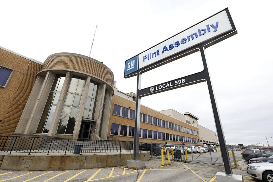 Flint Assembly Plant, Flint, Michigan