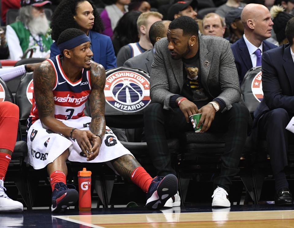 NBA-Atlanta Hawks at Washington Wizards
