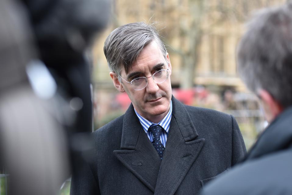 Jacob Rees Mogg, MP