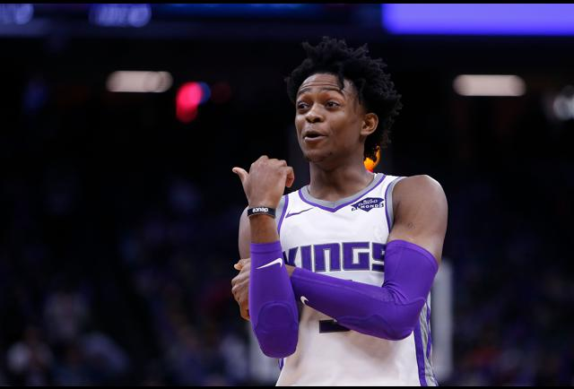 Q&A: De'Aaron Fox On Collaborating With Nike And What He's Working On For Next Season