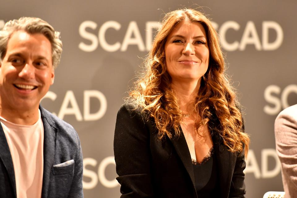 SCAD aTVfest 2019 - Day 1 Panels & Screenings Genevieve Gorder