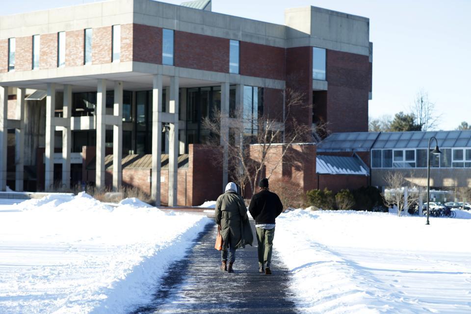 Hampshire College Won't Admit Full Freshman Class