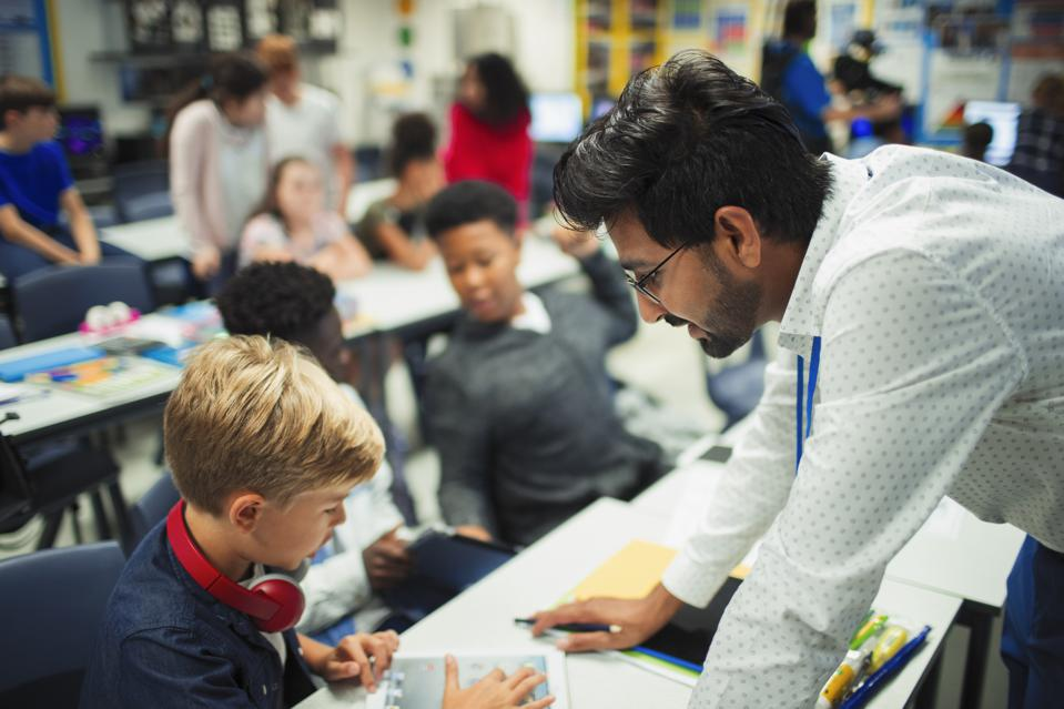 Nimble, which serves about 50 school districts with half a million students, employs a predictive model to gauge which teacher applicants would be the best fit.