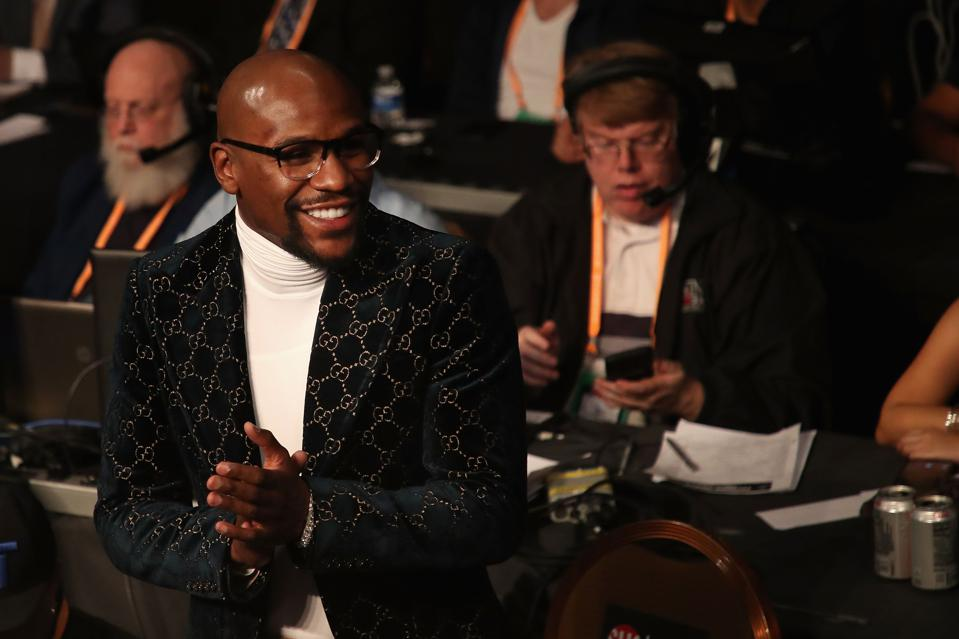 Floyd Mayweather Enlists Joakim Noah As Fitness Franchise Grows At Record Clip