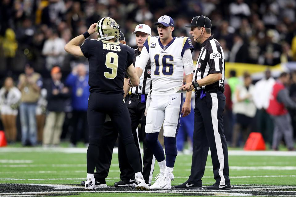New Orleans Saints At Los Angeles Rams Rematch Highlights Week 2 Of NFL Schedule