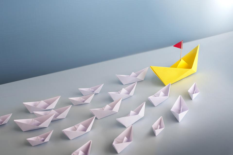 How Leaders Inspire Innovation