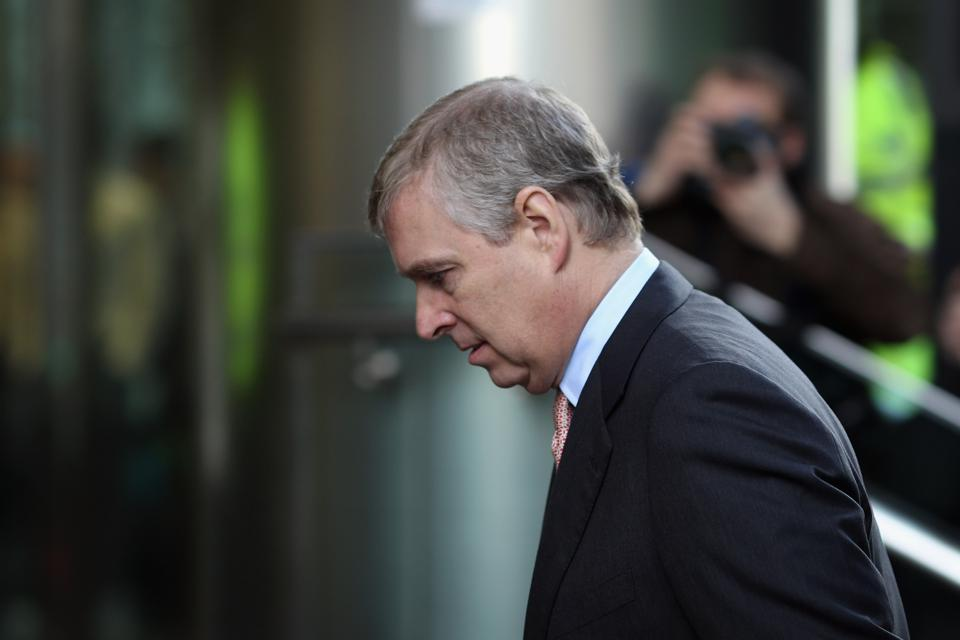 Jeffrey Epstein Had 13 Different Numbers For Former Friend Prince Andrew