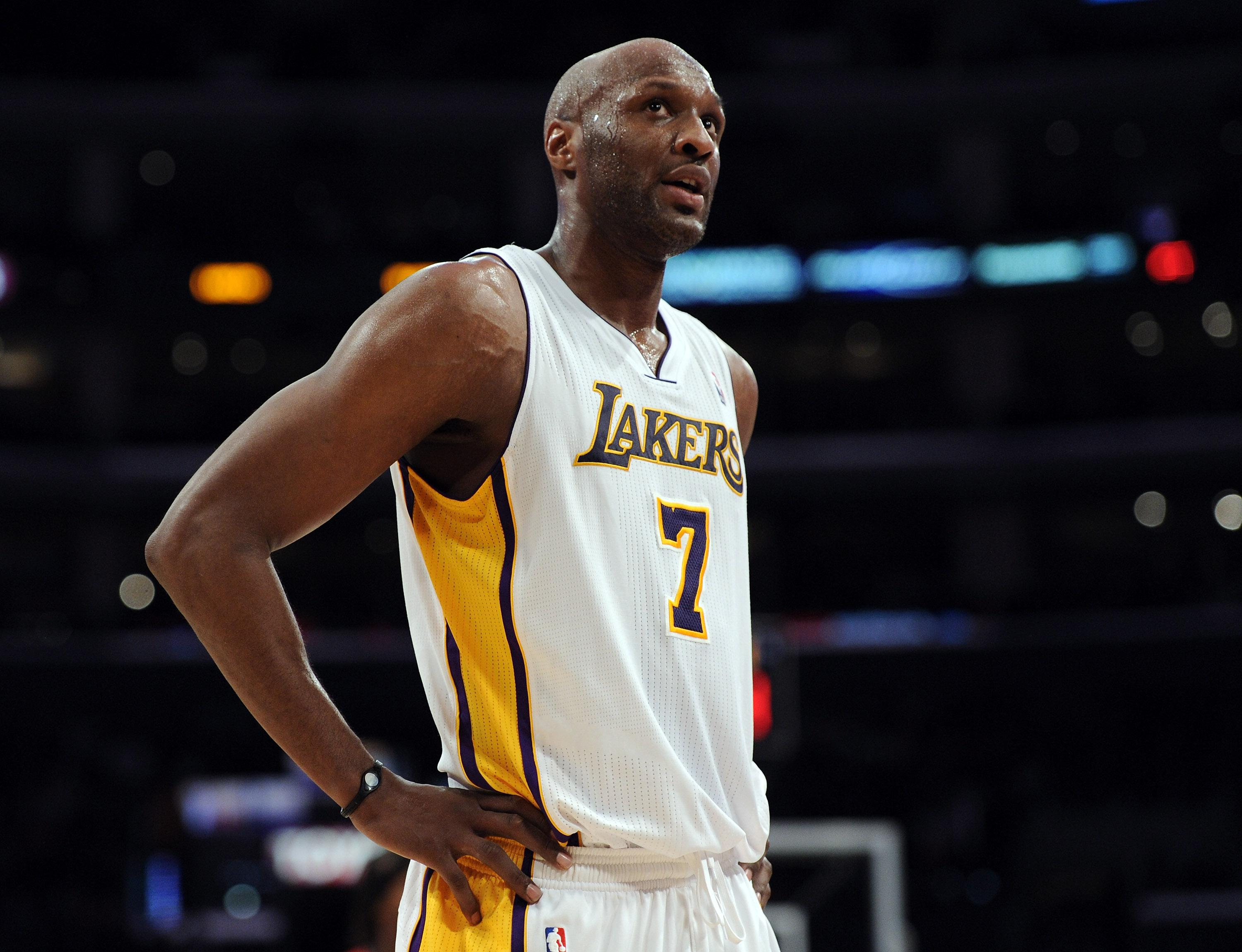 A Look At Lamar Odom's Financial History