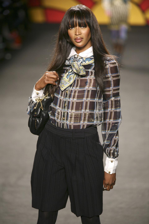 Olympus Fashion Week Fall 2006 - Anna Sui - Runway