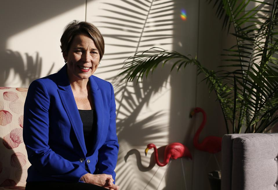 Inside The Office Of Mass. Attorney General Maura Healey