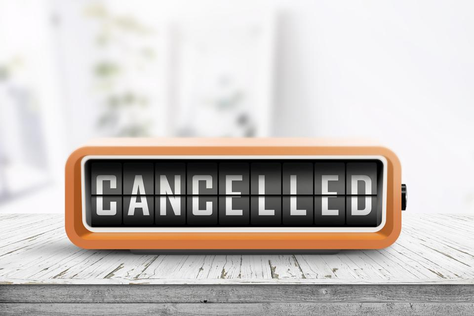 Coronavirus leads to major event cancellations