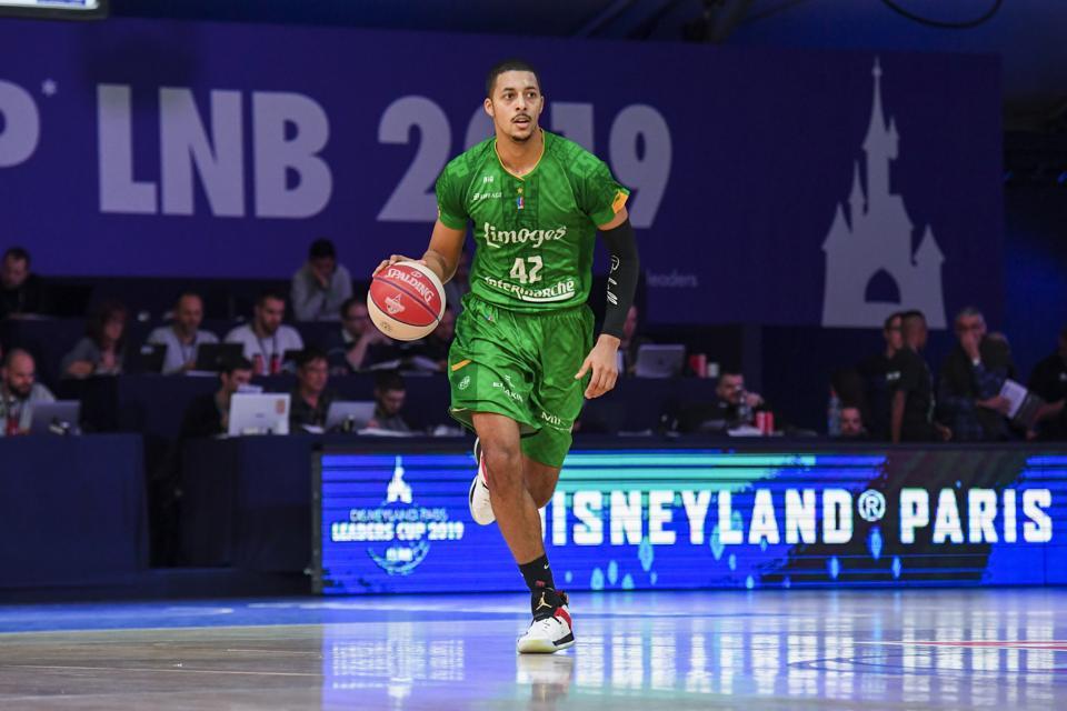 Nanterre 92 v Limoges CSP - Leaders Cup 2019