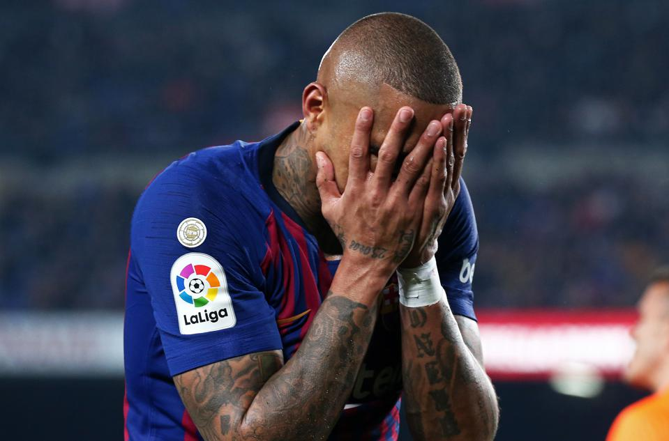 Kevin Prince Boateng is considered one of FC Barcelona's worst signings of all time